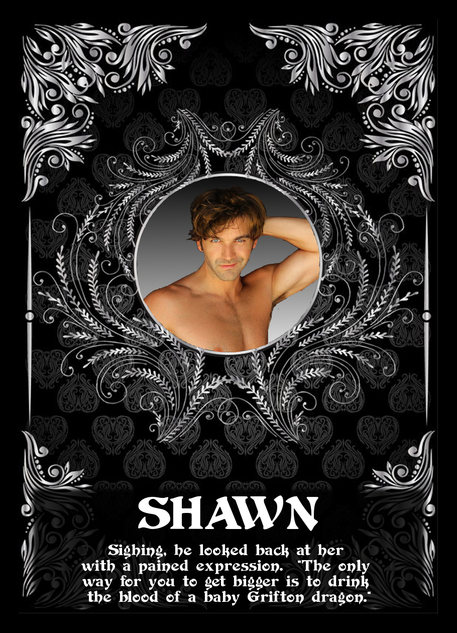 Chandrea - The Return of the Avatar Queen - Shawn Trading Card